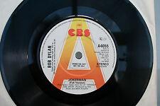 "Bob Dylan-Promotion nur 7"" ""jokerman""; W. Mark Knopfler UK Vinyl selten"