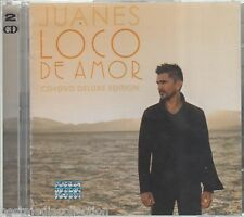 Juanes CD Loco De Amor ALBUM CD + DVD Deluxe EDITION Brand New SEALED