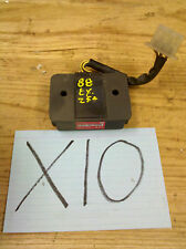 1988 88 Kawasaki Ninja EX250 EX 250 Voltage Regulator Rectifier