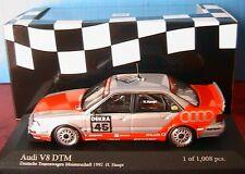 AUDI QUATTRO V8 DTM #45 1992 HUBERT HAUPT MINICHAMPS 1/43 DEUTSCHE TOURENWAGEN