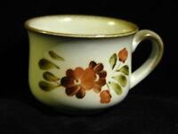 DENBY OLD SERENADE COFFEE CUP STONEWARE