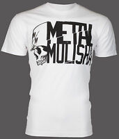 METAL MULISHA Men T-Shirt TREMBLE Motocross Racing WHT Biker Fox No Fear $30