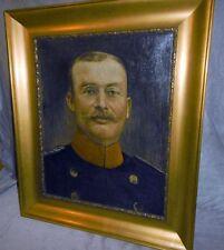 Ölportrait Major von Bockelmann