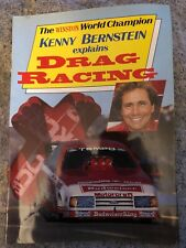 Kenny Bernstein Explains Drag Racing Magazine 1986