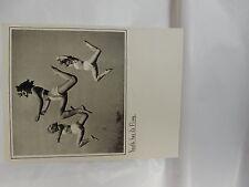 Boudoir Salon 1940s 50s  Decor Vintage print from photographers studio  dance  h