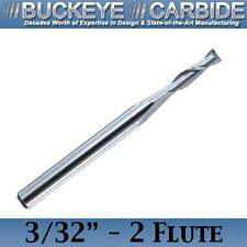 "3/32"" Carbide Endmill -- 2 Flute -- Square End"
