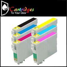 Premium Compatible XL Inkjet Cartridge Set Epson T081N / 81N For Epson Printers