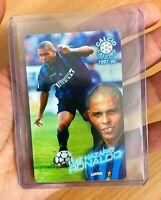 Ronaldo Nazario R9 Soccer Trading Card Calcio 97 Serie A Panini RARE