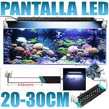 PANTALLA LUZ LED PARA ACUARIO 20-30CM PANTALLAS DE LUZ LED ACUARIO PECERA PECES