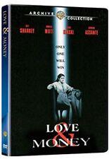 LOVE AND MONEY - (1982 Ray Sharkey) Region Free DVD - Sealed