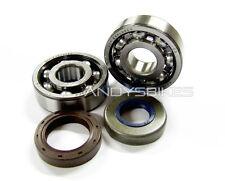 Crank Bearing Seals Bearings Seal Kit for Minarelli AM3 AM4 AM5 AM6 Engine Motor