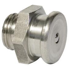 M16 x 1,5 [10 pezzi] DIN 3404 ø22mm piatto lubrificazione capezzoli ACCIAIO ZINCATO