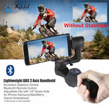 JJ-1S 2Axis Handheld Gimbal Cell Phone Stabilizer for Samsung Smartphones/iPhone