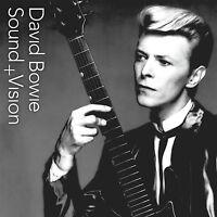 DAVID BOWIE - SOUND+VISION 4 CD NEU