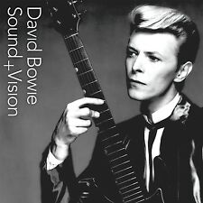 David BOWIE-Sound + Vision 4 CD NUOVO