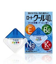 Rohto Cool 40α Eyedrops 12ml from Japan
