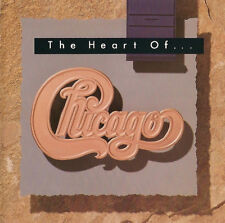 CHICAGO - The Heart of Chicago - 1989 15 Track CD Album