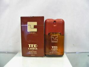 TED LAPIDUS after Shave 100 Spray Vintage