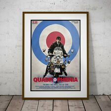 Quadrophenia The Who Print Poster Two Framed or Three Print Options EXCLUSIVE