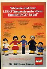 Lego-- Familie Lego ist da -Werbung von 1974--