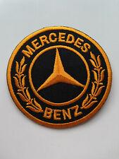 Aufnäher Patch Mercedes-Fanartikel Racing Motocross Motorsport Biker Tuning TOP