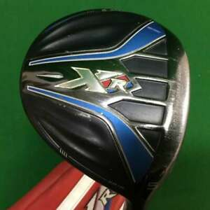 Callaway XR16 19° 5 Fairway Wood w/ Speeder 565 Evolution Reg Flex Shaft
