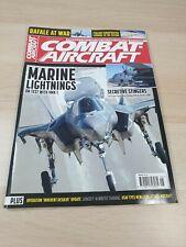 Combat Aircraft Magazine Volume 18 Number 5 May 2017 VMX-1 AC-30W Danish F-16