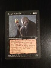 MTG MAGIC HOMELANDS SENGIR AUTOCRAT NM