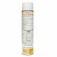 (3) PT Alpine Flea & Bed Bug Insecticide with IGR Safe Quick Kill 20oz -#12.A13