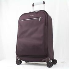 "BRIGGS & RILEY RHAPSODY 22"" TALL SPINNER CARRY ON SUITCASE PU122 PLUM"
