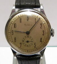 "VINTAGE RARE MILITARY WWII ERA SWISS MECHANICAL WATCH""AMEC"" MINT # 119"