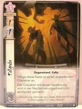 Legend of the five rings LCG - 1x #073 caso fossa-Il trono di crisantemi