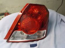 2006-2008 CHEVY AVEO5 RIGHT/ PASSENGER SIDE TAIL LIGHT OEM