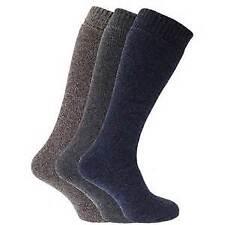 3 Pairs woolen Mens Regular size Formal Cotton Winter Socks Men Comfortable