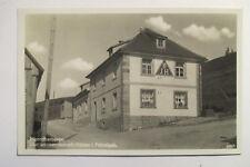 Postal Oberwarmensteinach warmensteinach DHJ alrededor de 1940