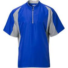 Rj Sports Mens Performance Short Sleeve Cage Jacket