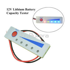 12V Lithium Battery Capacity Tester Display Panel Electric Power Lndicator Board