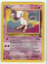 Mew - Black Star Promo - #8 - Near Mint (Nm) - Collectible - Pokemon Card