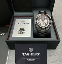 TAG HEUER WATCH FORMULA 1 INDY 500 SPECIAL EDITION