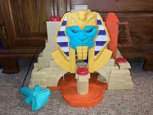 Fisher Price Imaginext Serpent Strike Pyramid Egyptian Pharaoh Playset