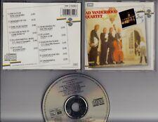 AD VANDERHOOD QUARTET Invitation To A Party 3 1986 CD EMI BOVEMA JAZZ