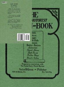 The Negro Motorist Green Book Travel Guide Original Paperback High Quality