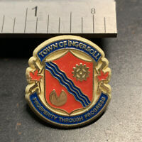 Ingersoll Ontario Vintage Collectible Pin