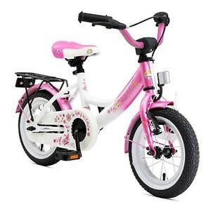 Bikestar Premium Kids Kinderfahrrad 3 - 4J Classic, Pink White, neu ovp