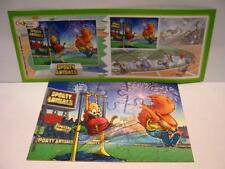 Kinder Sporty Animals puzzle DC198 + Bpz