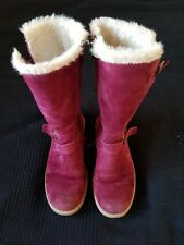 Girls John Lewis Winter Boots Size 35/ Uk 2.