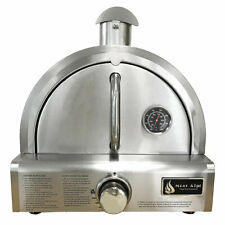 Mont Alpi Table Top Gas Stainless Steel Large Portable Pizza Oven Cooker (Used)
