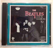 ☀️ The Beatles Live In Hamburg '62 CD Japan NO BARCODE Twist & Shout Rare MINT