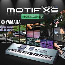 YAMAHA MOTIF XS Rack/XS6/XS7/XS8 per XXXXXXX