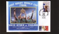 SOUTH AFRICA 2007 RUGBY WORLD CUP WIN COV, MONTGOMERY 1
